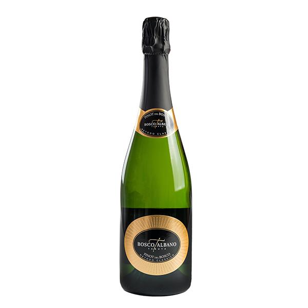 Pinot del Bosco Metodo Classico Brut