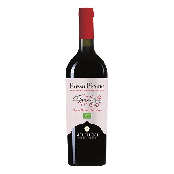 Rosso Piceno DOC 2018 Bio