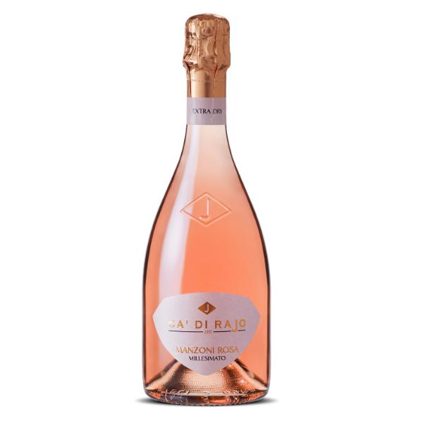 Manzoni Rosa Millesimato Extra Dry 2019