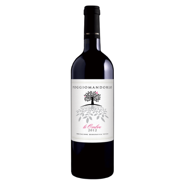 Toscana IGT Rosso Le Ombre 2012