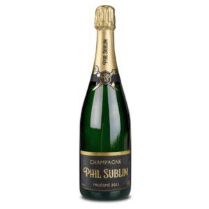Champagne AOC Brut Millesime 2011