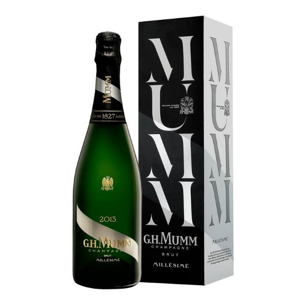 Champagne AOC Brut Millésimé 2013 – Astucciato