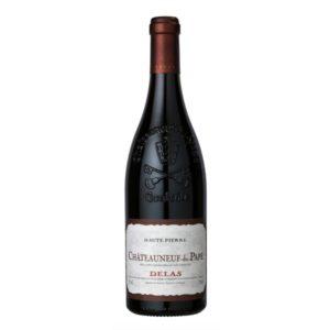 Châteauneuf Du Pape Haute Pierre Rouge 2018