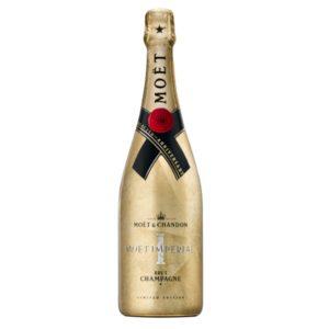 Champagne AOC Brut Impérial Festive Bottle