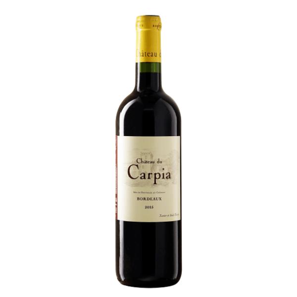 Bordeaux Rouge AOC Bio 2015